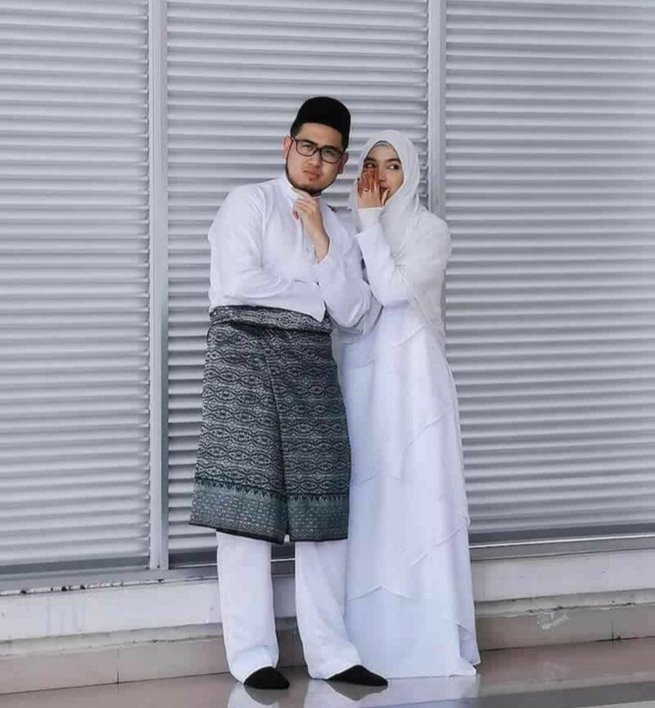 Berlakon sama2 dalam 'Elly & Epit', cinta Hadi & Dayana mekar hingga ke jinjang pelamin