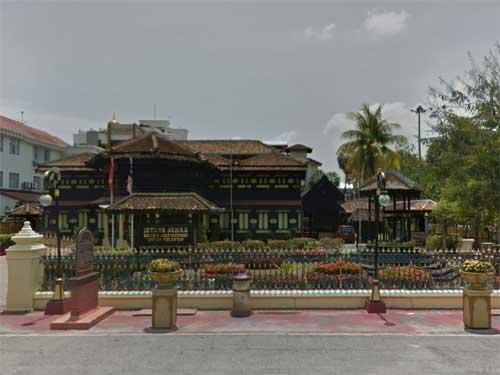 Muzium Adat Istiadat Diraja Kelantan