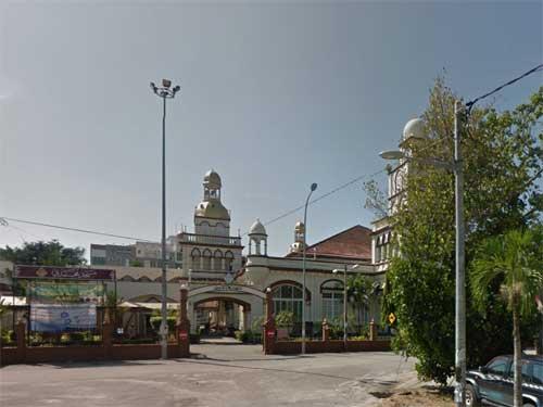 Masjid Muhammadi atau Masjid Besar Kota Bharu