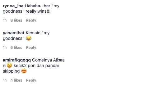 Celoteh Alisa Aisyah 3